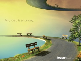 Any Road is A Runway 1