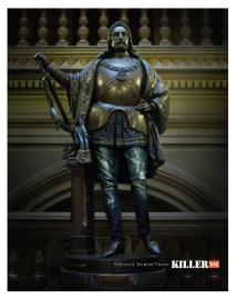 Killer Jeans Statue 1